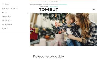 TOMBUT s.c. Pracownia Obuwia Dziecięcego Profilaktycznego - Obuwie Sopot