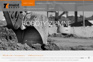T.K INVEST - Przeprowadzki Mszczonów