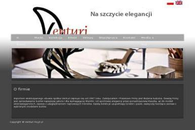 Venturi Sp. z o.o. - Obuwie męskie Warszawa