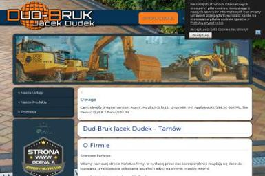 Dud-Bruk Dudek Jacek - Kamieniarstwo Tarnów