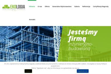 Zakład Projektowania i Wykonawstwa EKOLOGIA - Firma Budująca Domy Kalisz