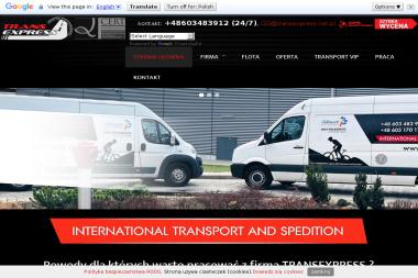 TRANSEXPRESS - Firma transportowa RADWANICE