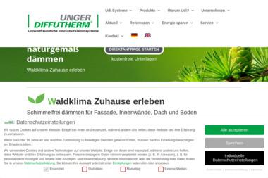Unger-Diffutherm Polska - Budowa domów Kłobuck