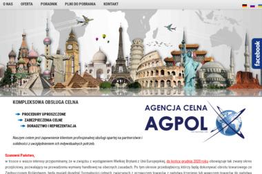 AGPOL Sp. z o.o. AGENCJA CELNA - Firma transportowa CHEŁM