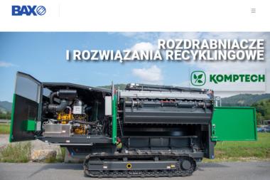 Bax-Baumaschinen Sp. z o.o. - Dla przemysłu maszynowego Poznań