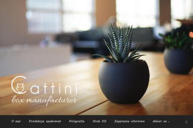 BH Cattini - Materiały reklamowe KRAKÓW