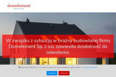 Domelement Sp z o.o. - Firma Budująca Domy Pod Klucz Katowice