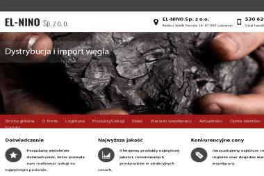 PUH EL-NINO - Węgiel Ekogroszek Lubraniec