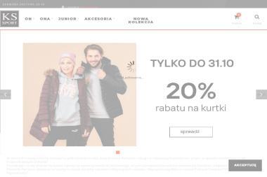 KS SPORT - Firmy odzieżowe MALBORK