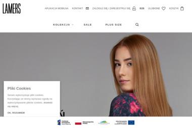 """F.K.""""LAMERS"""" - Hurtownia Odzieży Używanej Rzeszów"""