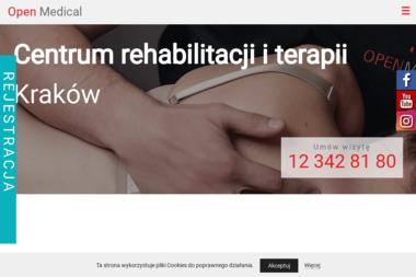 Open Medical - Centrum terapii i rozwoju - Pomoc Psychologiczna Kraków