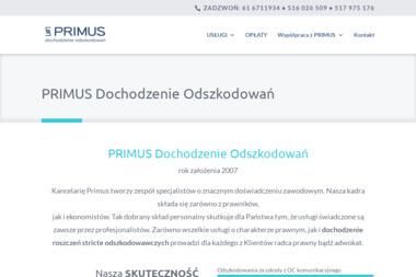 Primus Dochodzenie Odszkodowań - Detektyw Poznań