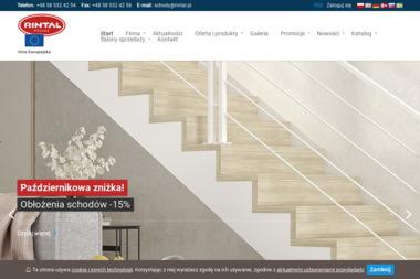 RINTAL SP Z O.O. - Materiały wykończeniowe ŁÓDŹ