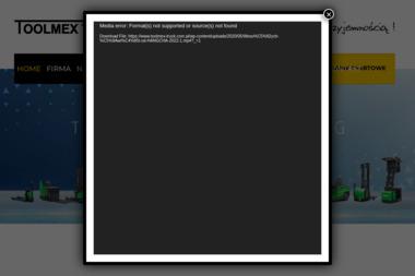 Toolmex Truck - Wózki widłowe Łomianki