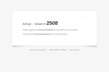Zakład Handlowo Usługowy Krzysztof Orzechowski - Bramy wjazdowe Nowy Sącz