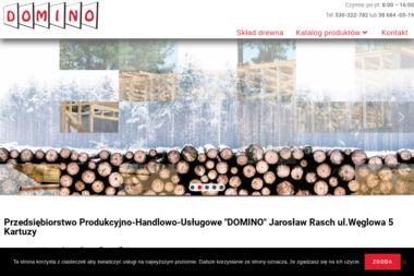 P.P.H.U. DOMINO - Sprzedaż Drewna KARTUZY