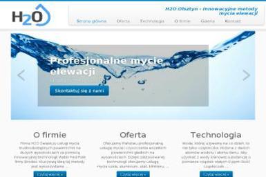 H2O Olsztyn - Firma Sprzątająca Olsztyn