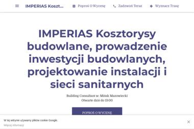 IMPERIAS - Kierownik budowy Mińsk Mazowiecki