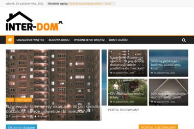 INTER-DOM - Domy z Drewna ŚWINOUJŚCIE