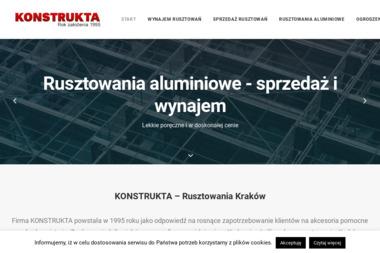 Konstrukta - Hale Stalowe Kraków