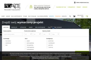 Pro Arte S. C. - Projektowanie konstrukcji stalowych Żory