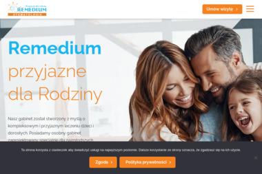 REMEDIUM stomatologia - Dieta Odchudzająca Sochaczew