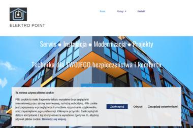 ELEKTRO POINT Piotr Krysmalski - Monitoring Wrocław