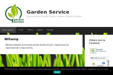 Zakład Ogrodniczo Budowlany Garden Service Jarosław Białk - Ogrodzenia panelowe Gdańsk