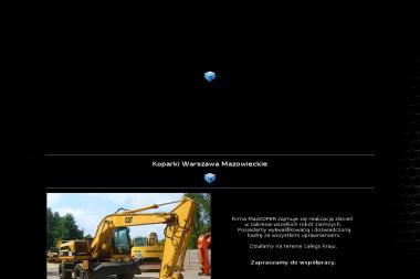MacKOPER - Firma Geodezyjna Ząbki