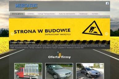 MERCATUS Piotr Okrassa - Transport Samochodów Leszno