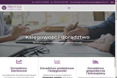 Prestige Consulting - Branding Warszawa