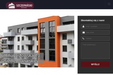 Szczepański Building Przemysław Szczepański - Malowanie elewacji Świdnica
