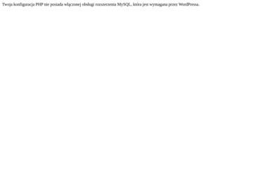WCE Wielkopolskie Centrum Elektrotechniki Andrzej Trzmiel - Inteligentny dom Poznań