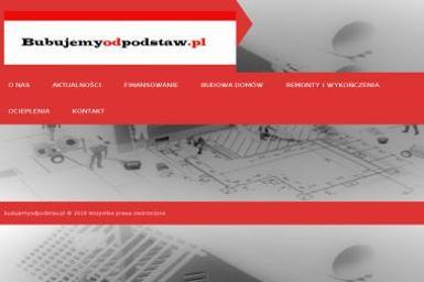 FIRMA REMONTOWO-BUDOWLANA WICHROWSKI TOMASZ - Firmy inżynieryjne DROCHLIN