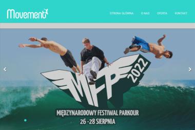 Klub Sportowy Movement - Trener biegania Gdańsk