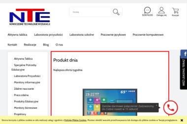 Nowoczesne Technologie w Edukacji - Urządzenia dla firmy i biura Lipniki