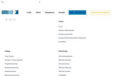 Unibit Sp. z o.o. - Kserokopiarki Katowice
