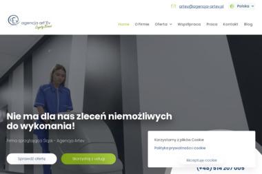 Agencja art'Ev - Branża Gastronomiczna Gliwice