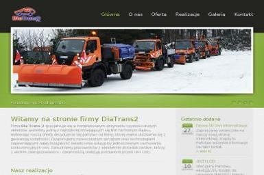 DIATRANS 2 - Posadzki betonowe Wrocław