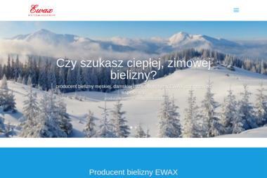 EWAX - Haftowanie na Tkaninach Ksawerów