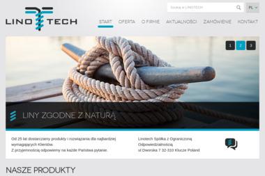 Zakład Produkcyjno Handlowy Linotech - Drewno Klucze
