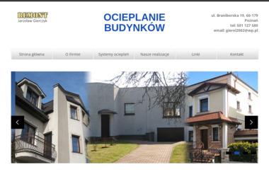 Remont Jarosław Gierczyk - Wykonanie Elewacji Poznań