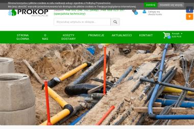 "F.H.U ""PROKOP"" Paweł Kania - Instalacje sanitarne Kobiernice"