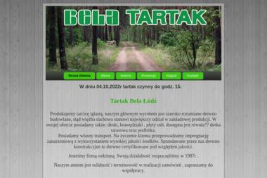 Tartak Bela PPUH - Pokrycia dachowe Łódź