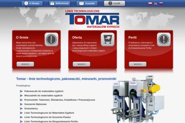 TOMAR - Dla przemysłu chemicznego Wierzbica