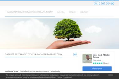 Mikołaj Trizna Specjalistyczny Gabinet Psychiatryczny - Terapia uzależnień Wrocław