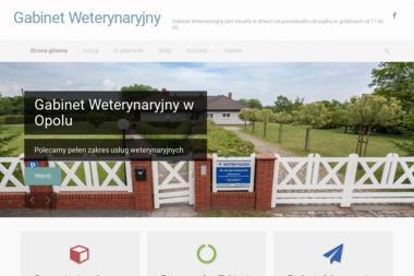 Gabinet Weterynaryjny lek.wet.Igor Kochanowski-specjalista chirurg - Psycholog Opole