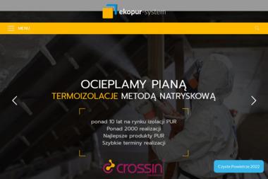 Ekopur-system.pl - Elewacje i ocieplenia Myszków