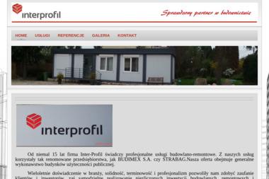 Inter-Profil - Konstrukcje Inżynierskie Garwolin
