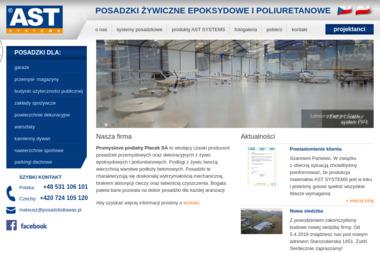 Posadzki dla Was - Posadzki przemysłowe Tarnowskie Góry